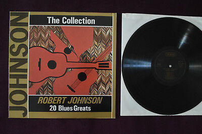 Robert Johnson * 20 Blues Greats * The Collection * LP