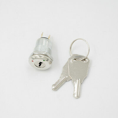 Key Switch ON/OFF Lock KS-02 KS02 Electronic With Keys  GL