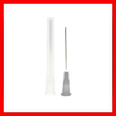 "BD Microlance™ 3 Needles STERILE HYPODERMIC GREY 27G X 3/4"" 0.4mm X 19mm"