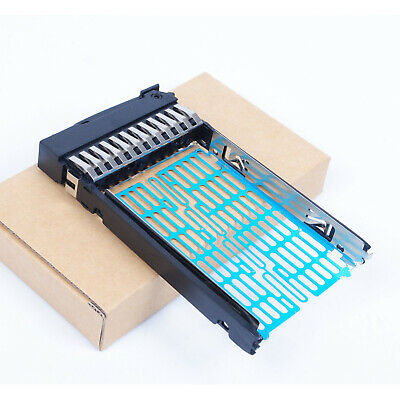 2.5 SAS SATA Drive Tray Caddy for HP 378343-002 DL380 DL360 G6 G7 Hard Disk New