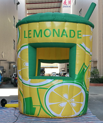 Inflatable Lemonade Cup Concession Stand