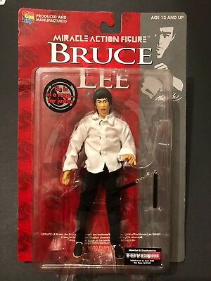 Bruce Lee Rare Miracle Action Figure