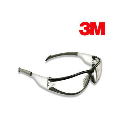 3M Virtua Plus 11394 Clear Safety Anti Fog Eye Protection Outdoor Work Glasses