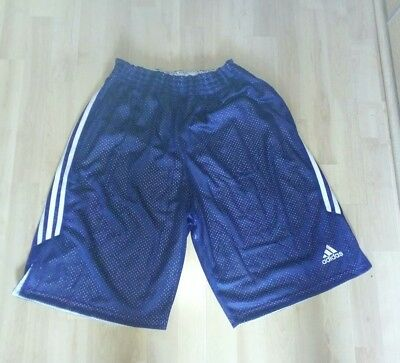 Adidas basketball shorts xl