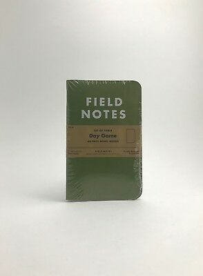 Field Notes FNC-15: Day Game Limited Edition - Summer 2012 Sealed