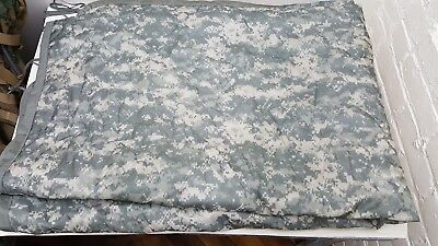 Military Issued ACU Poncho Liner-NEW