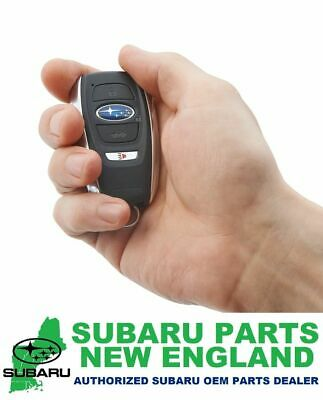 Genuine OEM Subaru Remote Engine Starter- Push-Button Start H001SSG800
