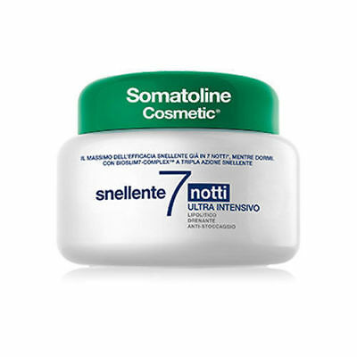 Somatoline Cosmetic Crema Snellente 7 Notti Ultra Intensivo Slimming Cream 400ml
