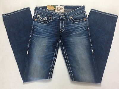 Big Star Maddie Boot Women's Jeans Size 25R, NWT MSRP $142  Very Nice!