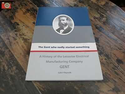 """A History Of Gent. Leicester Clock Co. """"the Gent Who Really Started Something"""""""