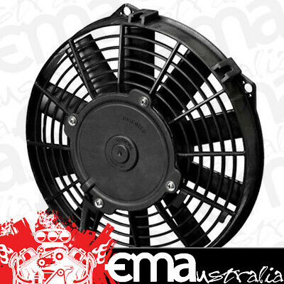 "9"" Electric Thermo Fan (596 cfm - Puller Type With Straight Blades) (SPEF3500)"