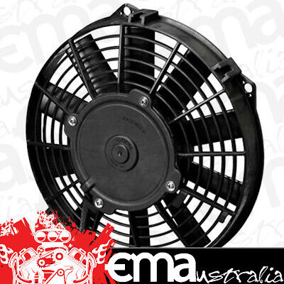 "10"" Electric Thermo Fan (631 cfm - Pusher Type With Straight Blades) (SPEF3503)"