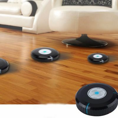 Pure Clean Automatic Self Navigate Smart Robot Vacuum Sweeper Cleaner Auto Sweep