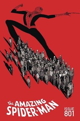Amazing Spider-Man #801 Cover A (Preorder Release Date 6-20)