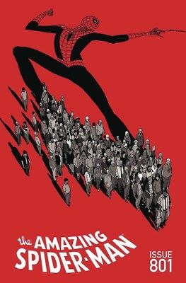 Amazing Spider-Man #801 Cover A