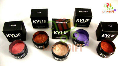 Kylie Cosmetics Loose Powder Highlighter Ultra Glows Make-up  ❤️