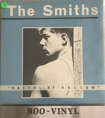 THE SMITHS Hatful Of Hollow ROUGH TRADE Original 1984 Vinyl LP 76 UK Ex+ A1-B1