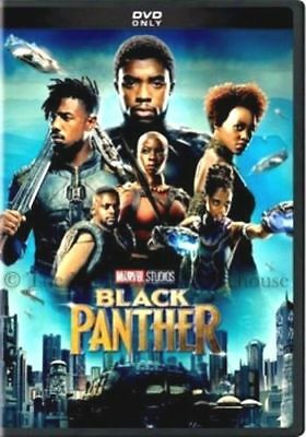 Black Panther (DVD,2018) NEW* Action, Adventure* PRE-ORDER SHIPS ON 05/15/18
