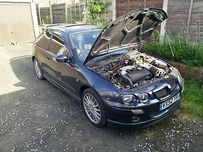 Mg zr 1.8 vvc 12 months mot spares & repairs