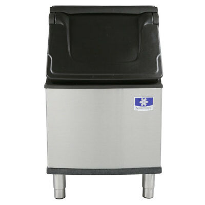 "Manitowoc D-320 265lb Ice Storage Bin 22"" W w/Side Hinged Front Opening Door"
