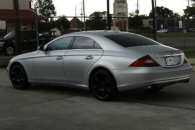 2008 Mercedes-Benz CLS-Class CLS 550 4-DOOR COUPE LUXURY 2008 MERCEDES BENZ CLS 550 SPORTS PACKAGE GERMAN  CAR VEHICLE 4 DR V8