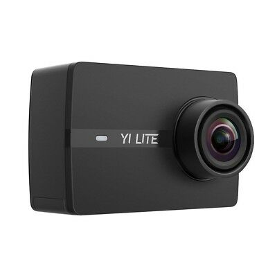 YI Lite Action Camera, Sony Sensor 16MP Real 4K Sports Camera with Built-in
