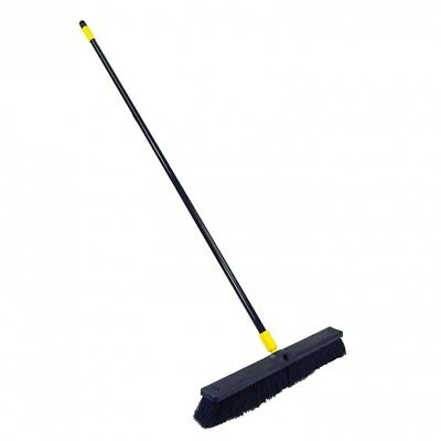 (1) - Quickie Tampico Push Broom, 60cm. Free Delivery
