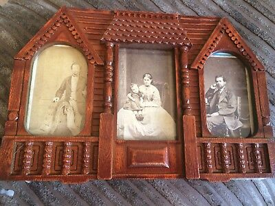 victorian photographs In A Frame