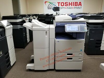 Toshiba e-Studio 4555c Color Copier-Refurbished