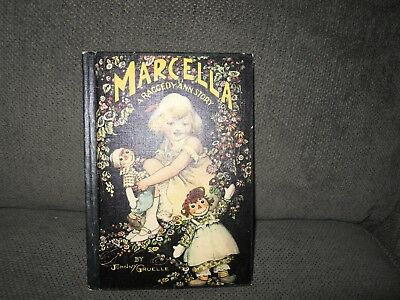Vintage Marcella, A Raggedy Ann Story and Raggedy Ann and Andy Cookbook