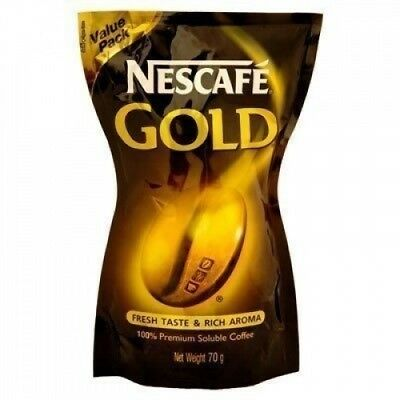 Nescafe Gold Premium Instant Coffee Fresh Taste & Rich Aroma Instance Coffee