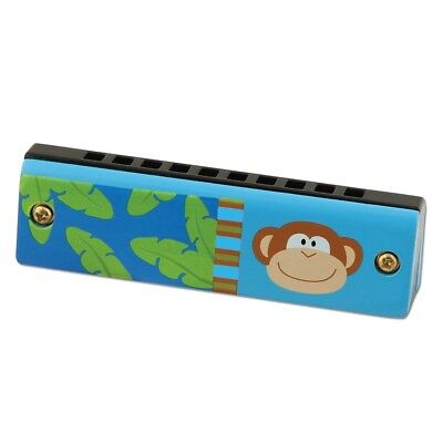 (Monkey) - Stephen Joseph Harmonica - Monkey. Shipping Included