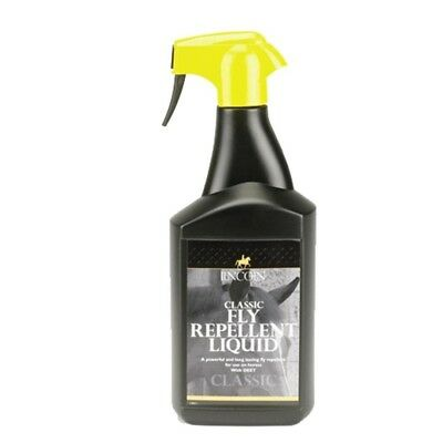 (500ml) - Lincoln Classic Fly Repellent Spray with Deet. Huge Saving