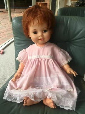 1972 Ideal Toy Corp Crissy Doll