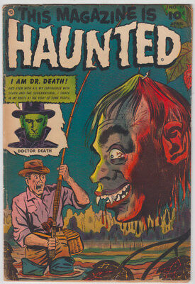This Magazine is Haunted #10 - VG/Fine