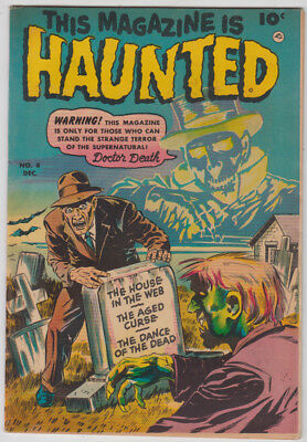 This Magazine is Haunted #8 - VF