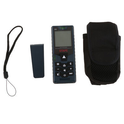 40m LCD Digital Laser Distance Meter Range Finder Measurement Diastimeter