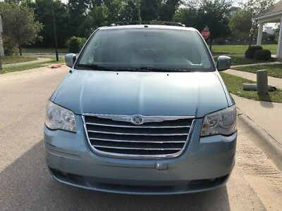 2009 Chrysler Town & Country  2010 chrysler town and country 25th anniversary edition