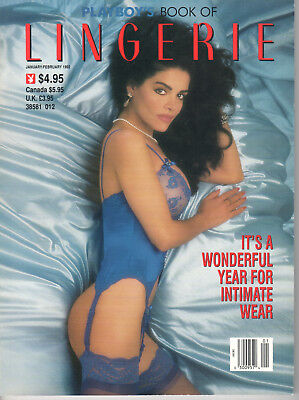 Playboy's Book of Lingerie - January-February 1992 - Newsstand Special