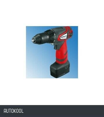 Acdelco Ard2095 Compact 2 Speed Drill Driver 18V Li-Ion