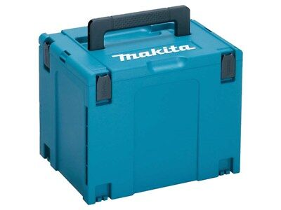 Makita 18v Empty Carry Case Interlocking 4 MAKPAC Connector Systainer Stackable