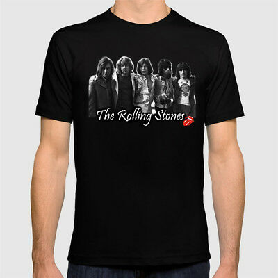 Rolling Stones with Mick Taylor T shirt