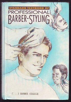 Milady standard barbering by milady english hardcover book free standard textbook of professional barber styling by milady publishing mint fandeluxe Image collections