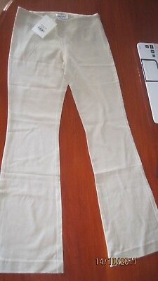 Esprit Pants-95% Cotton-New With Tag-Size 8-Can Arrange Delivery-All Seasons