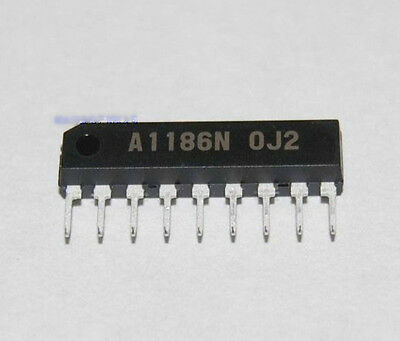 LA4145 SANYO INTEGRATED CIRCUIT SIP-9 LA4145