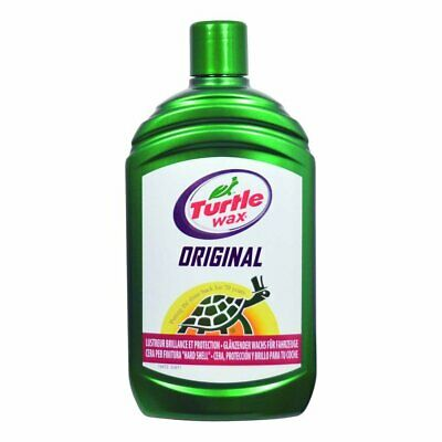 Turtle Wax Original Wachs 500 ml (19,80 EUR/L)
