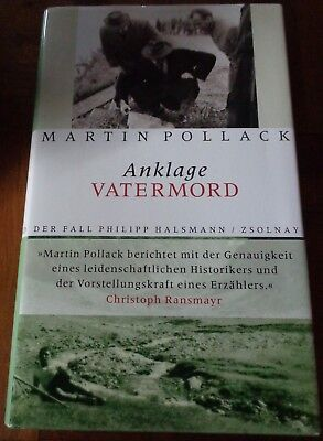 Buch - Martin Pollack - Anklage Vatermord #282