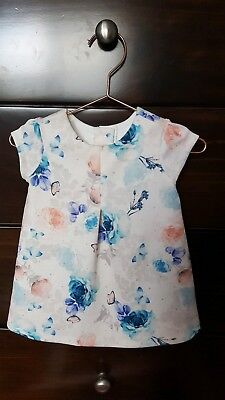 Dymples Baby Girl Summer Floral Dress