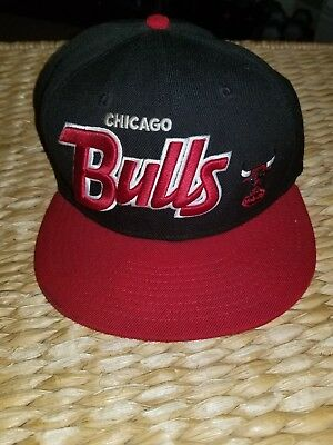 0e3e017658a Chicago Bulls  47 Brand NBA SNAPBACK WINDY CITY Cap Hat HARDWOOD CLASSIC  BLACK