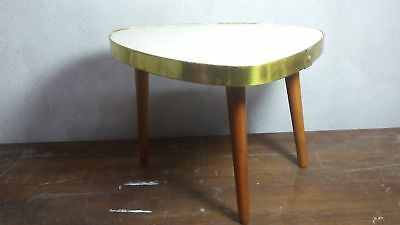 Flower Stool Stool Vintage Kidney Flower Bench Side Table Table The 60ER